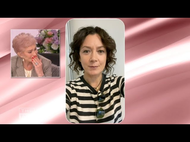 Sara Gilbert Calls Sharon Osbourne 'one of a kind' During Emotional Birthday Surprise