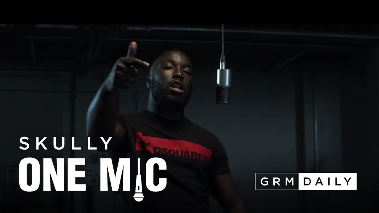 Skully - One Mic Freestyle | GRM Daily