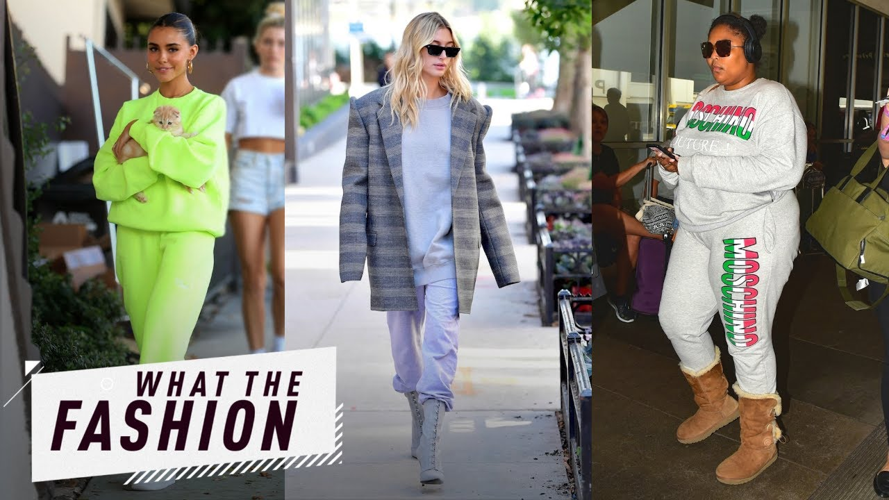 Sweet Dreams or Just Giving Us the Sweats? | What the Fashion | S2, Ep. 31 | E! News