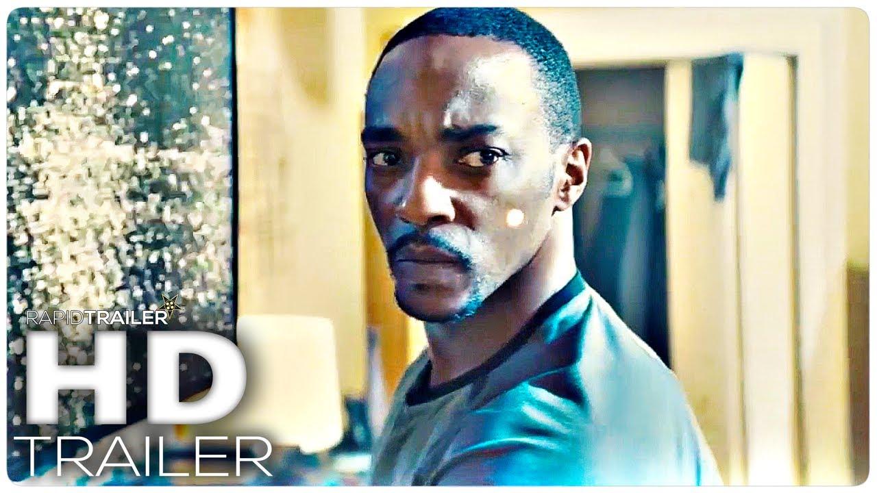 SYNCHRONIC Official Trailer (2020) Anthony Mackie, Jamie Dornan Movie HD