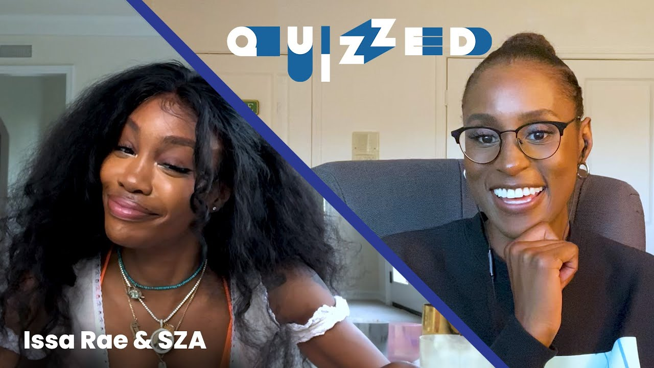 SZA Gets QUIZZED by Issa Rae on 'Insecure'
