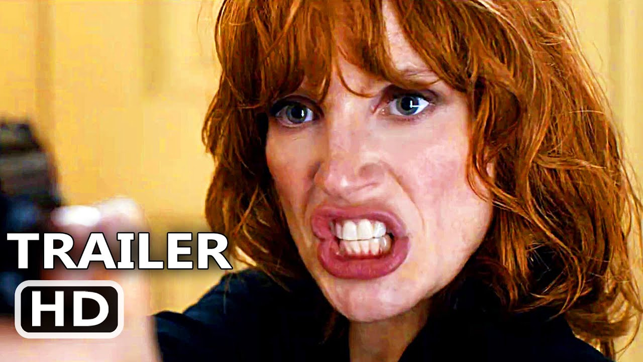 THE 355 Official Trailer (2021) Jessica Chastain, Lupita Nyong'o, Action Movie HD