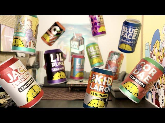 The Lyrical Lemonade 7-Year Anniversary Artist Series Commercial