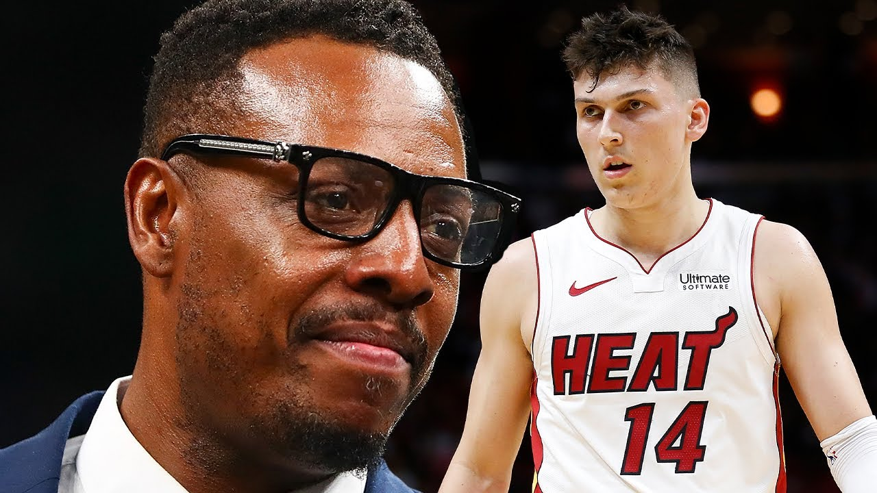 """Tyler Herro Trashes Paul Pierce For Refusing To Call Him By His """"Bucket"""" Nickname"""