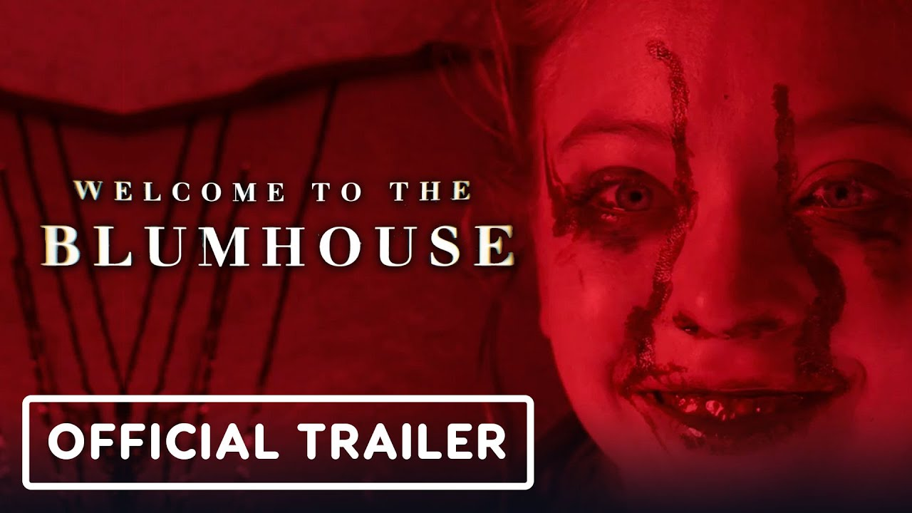 Welcome to the Blumhouse: Official Trailer (2020) - Mamoudou Athie, Peter Sarsgaard