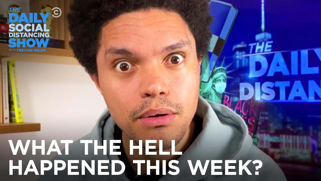 What the Hell Happened This Week? - Week Of 10/12/2020 | The Daily Social Distancing Show