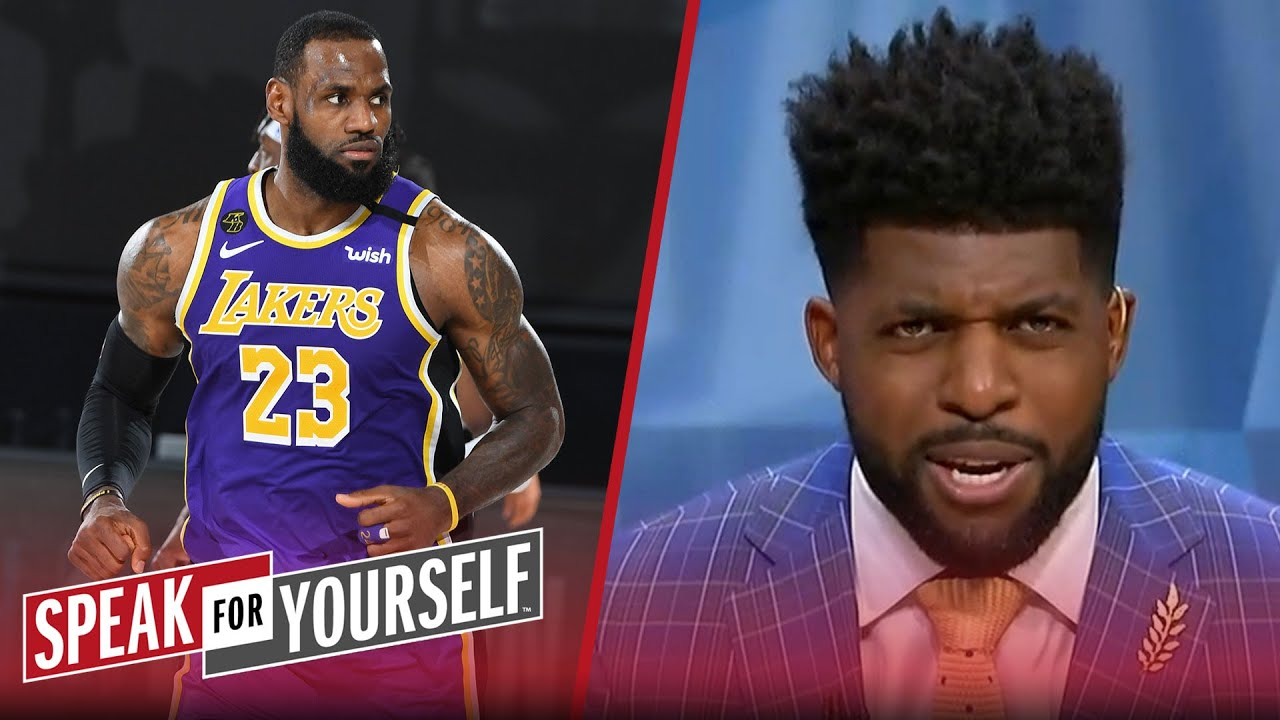 What would a Finals sweep do for LeBron's legacy? | NBA | SPEAK FOR YOURSELF