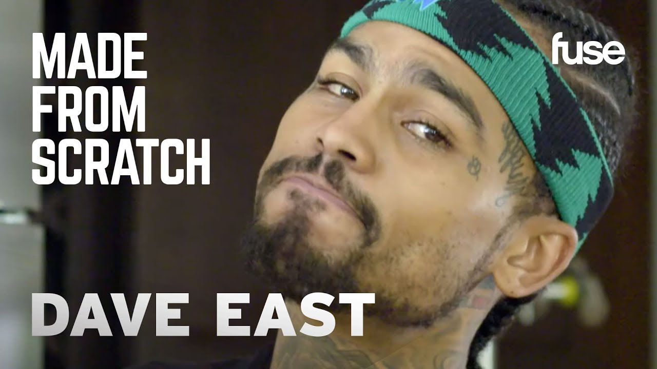 What's In Dave East's Fridge?   Made from Scratch   Fuse