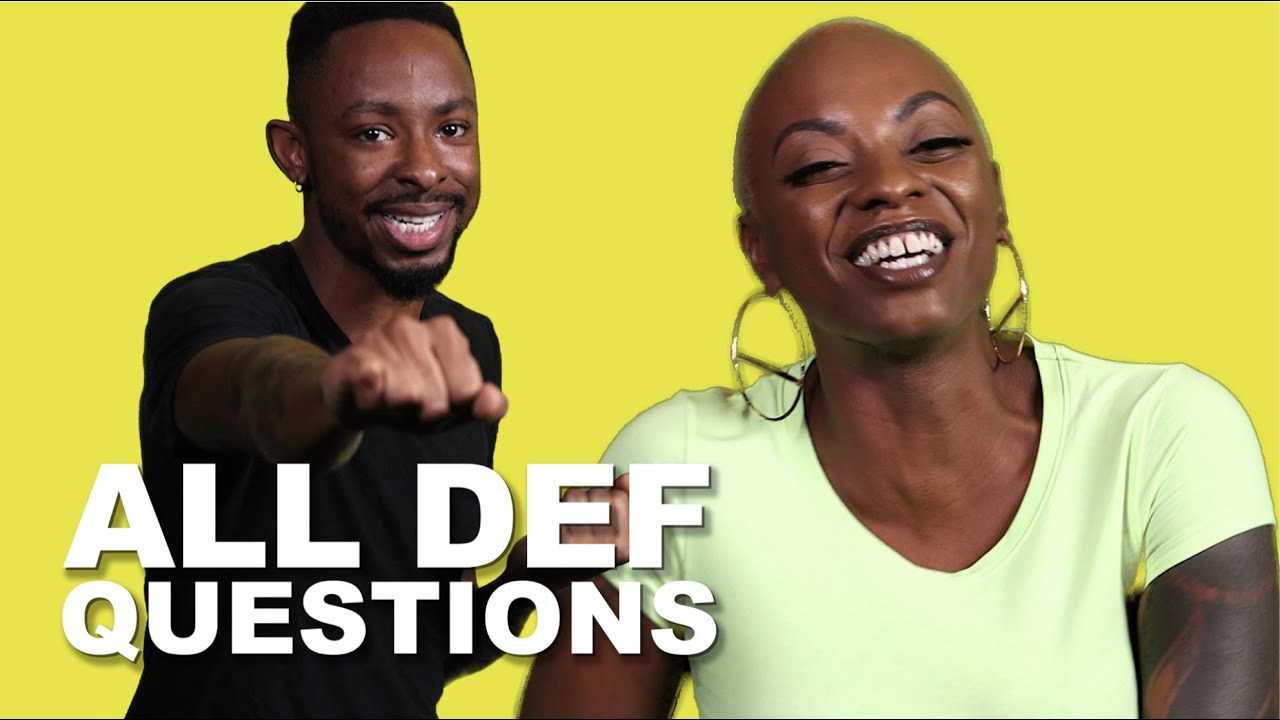 What's the worst whooping you ever got?   All Def Questions   All Def