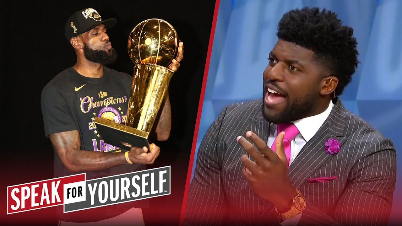 Wiley & Acho on whether LeBron's Lakers can win back-to-back NBA Titles | NBA | SPEAK FOR YOURSELF
