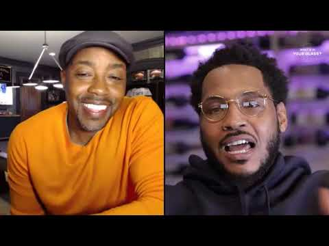 Will Packer | What's In Your Glass? | Carmelo Anthony
