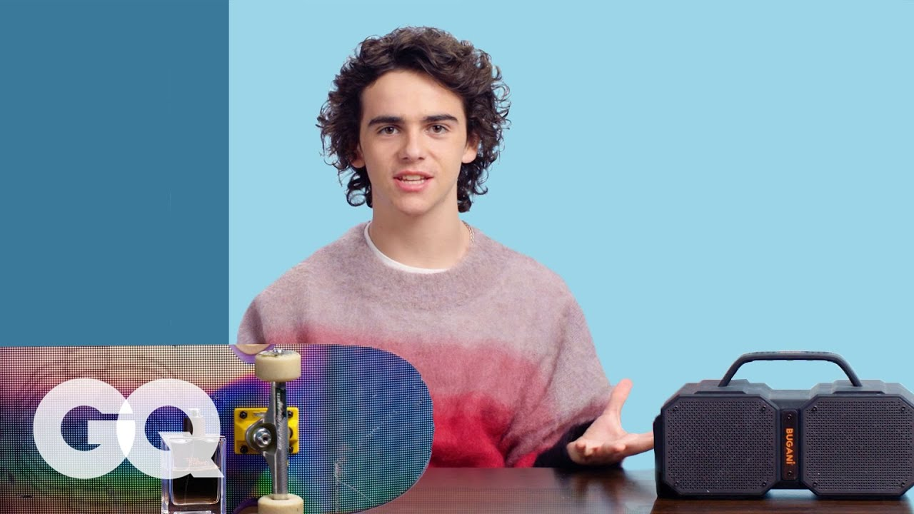 10 Things Jack Dylan Grazer Can't Live Without   GQ