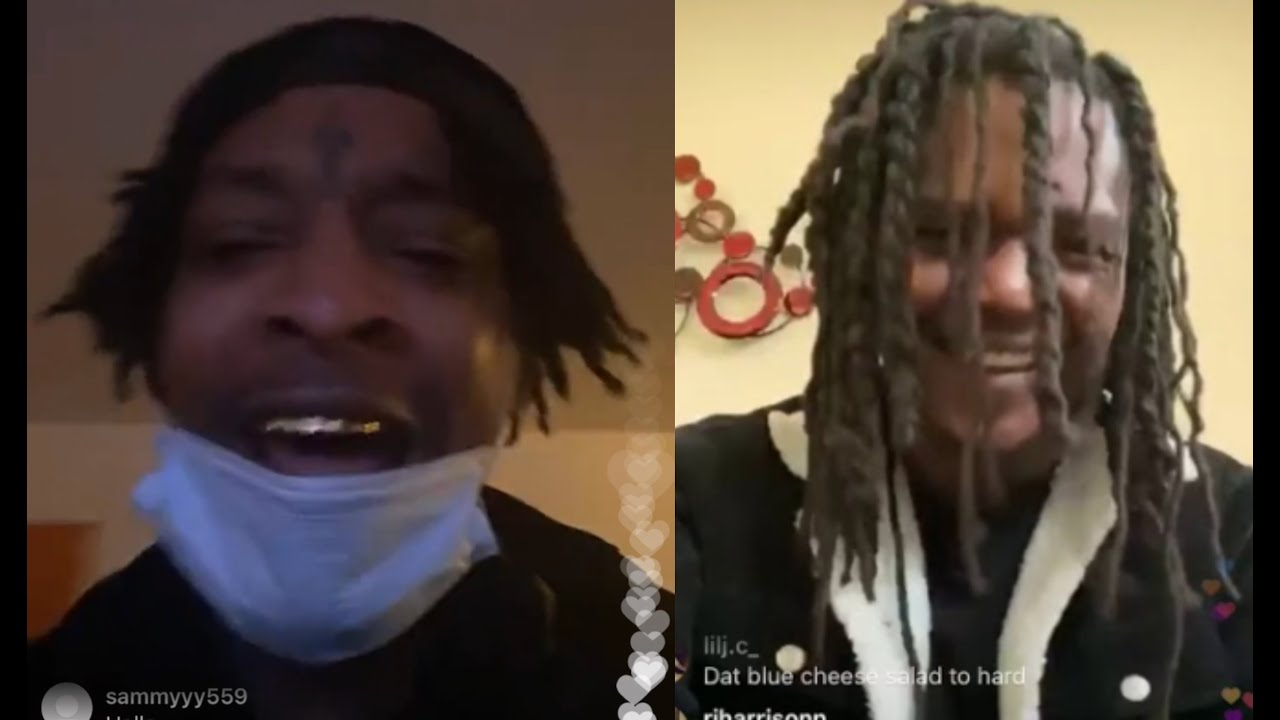 """21 Savage Young Nudy ROAST Jeezy After Gucci Mane Plays """"The Truth"""" At Verzuz"""