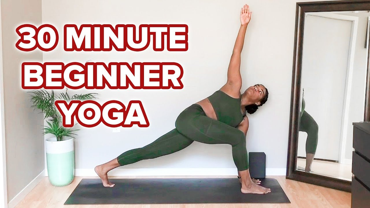 30-Minute Yoga For Beginners