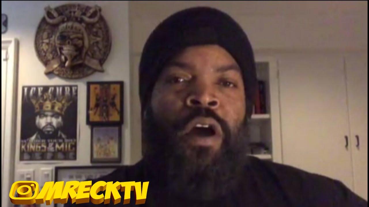 AK Talks Ice Cube|Part 3 (AK Of Do Or DIE)