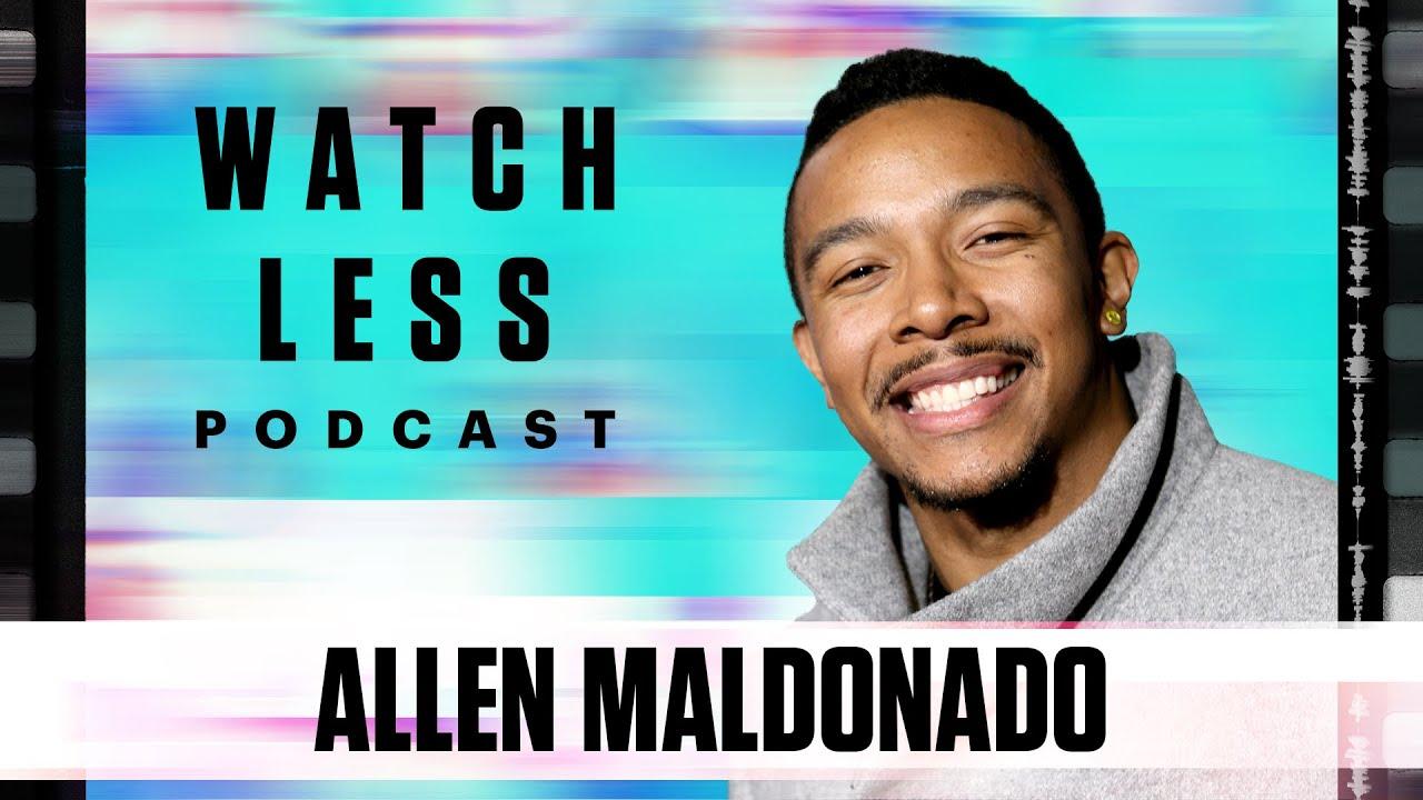 Allen Maldonado on Sneakerheads, Working with Denzel, Jamie Foxx & Tracy Morgan   Watch Less
