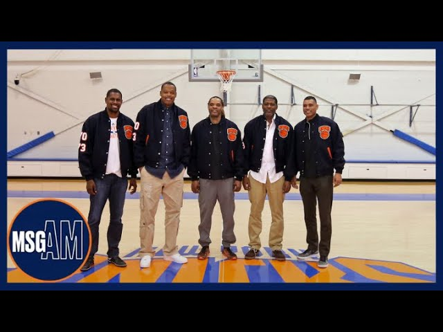 Are the NBA Players Too Friendly? Latrell Sprewell Weighs In | MSG AM