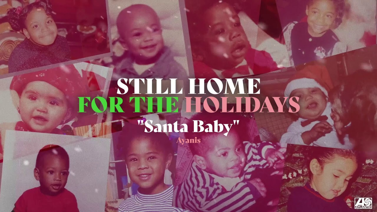 Ayanis - Santa Baby [Official Audio]
