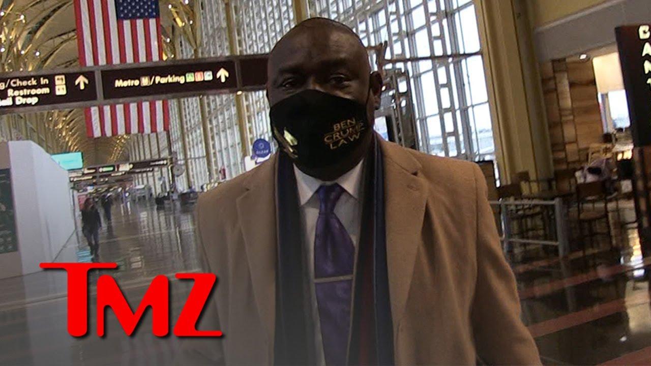 Ben Crump Says He's Already Working With Joe Biden on Criminal Justice | TMZ