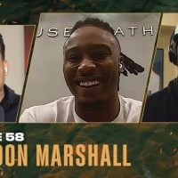 Brandon Marshall | Ep 58 | ALL THE SMOKE Full Episode | SHOWTIME Basketball