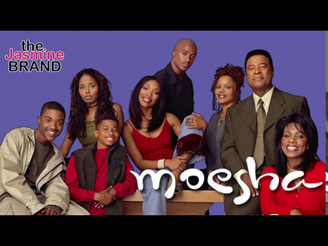 "Brandy Hints At ""Moesha"" Reboot: I'm In Discussions With The Right People To Make It Happen"