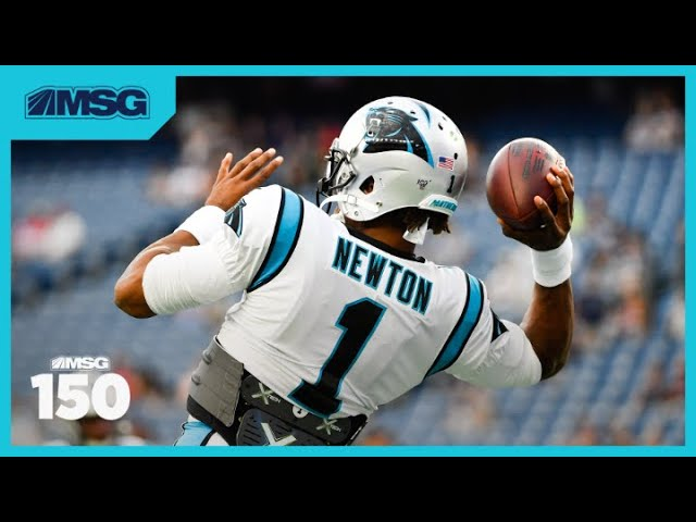 Cam Newton Signs With the New England Patriots: What Impact Will He Make?   MSG 150