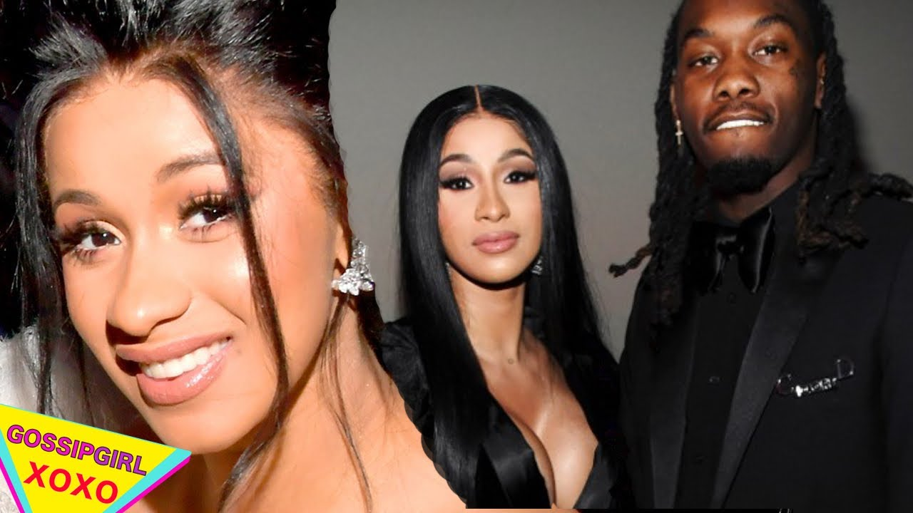 """Cardi B Explain why she took Offset Back & stopped Divorce, """"Breakup to makeup *** is the BEST"""""""