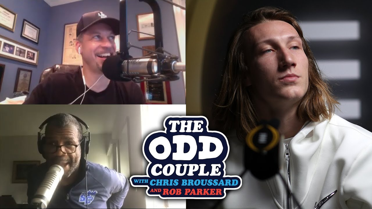 Chris Broussard & Rob Parker - Should Trevor Lawrence Avoid Being Drafted by the New York Jets?