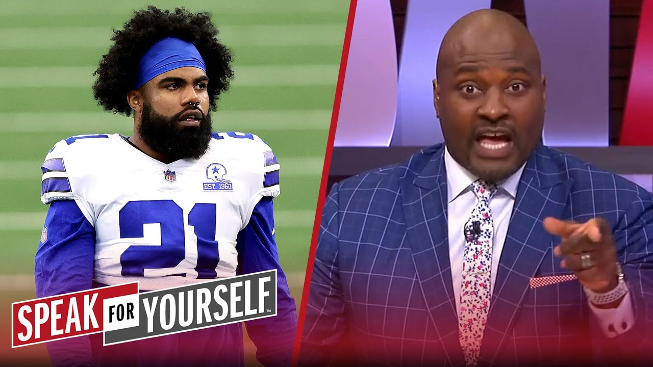 Cowboys can't rely on Zeke to get their season back on track — Wiley | NFL | SPEAK FOR YOURSELF