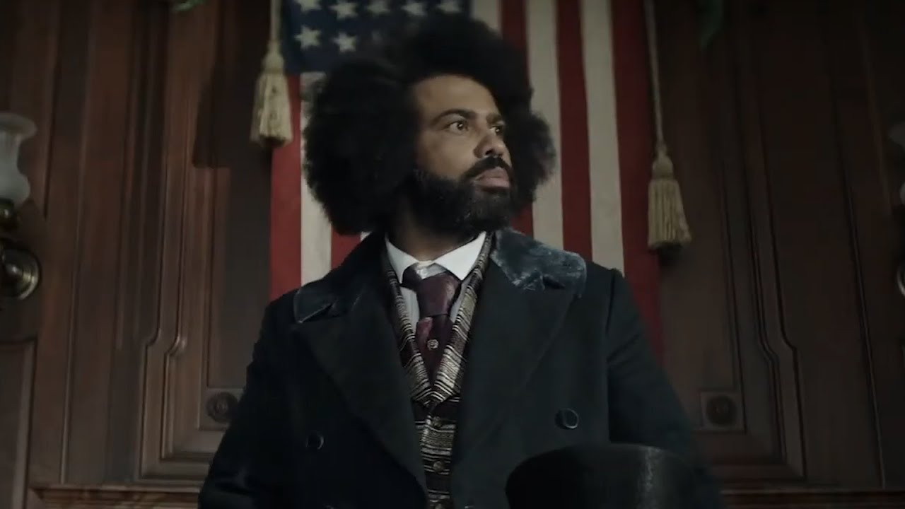 Daveed Diggs On Playing Frederick Douglass And Finding The Humor In History