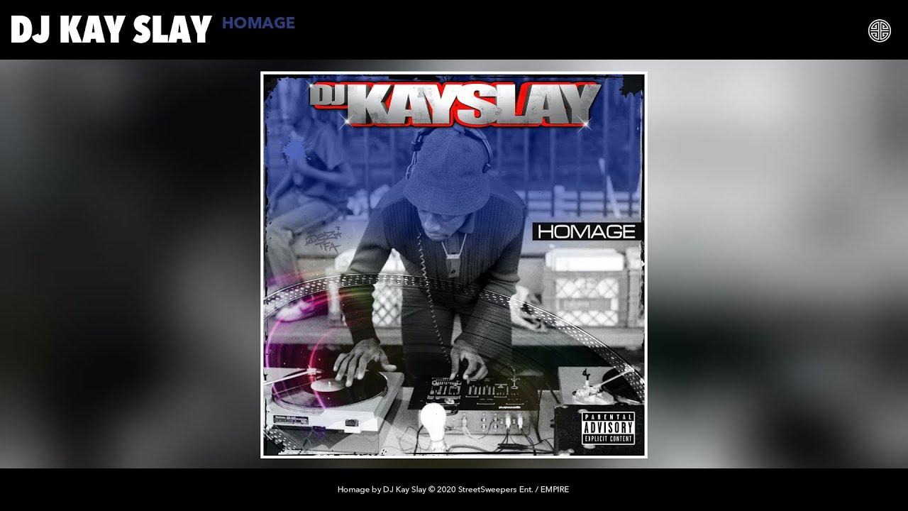 DJ Kayslay - Homage [Audio]