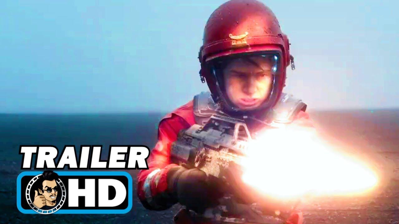 DUNE DRIFTER Trailer (2020) Sci-Fi Thriller Movie