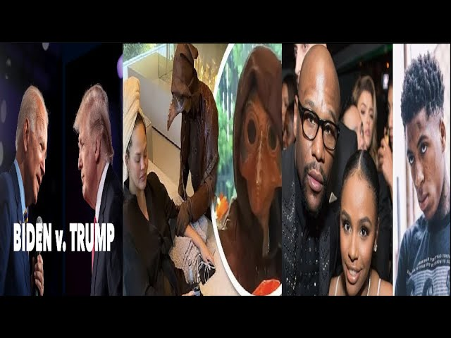 Election eve drama~Chrissy Tiegen quirky halloween~Floyd Mayweather Addresses Daughter Pregnancy
