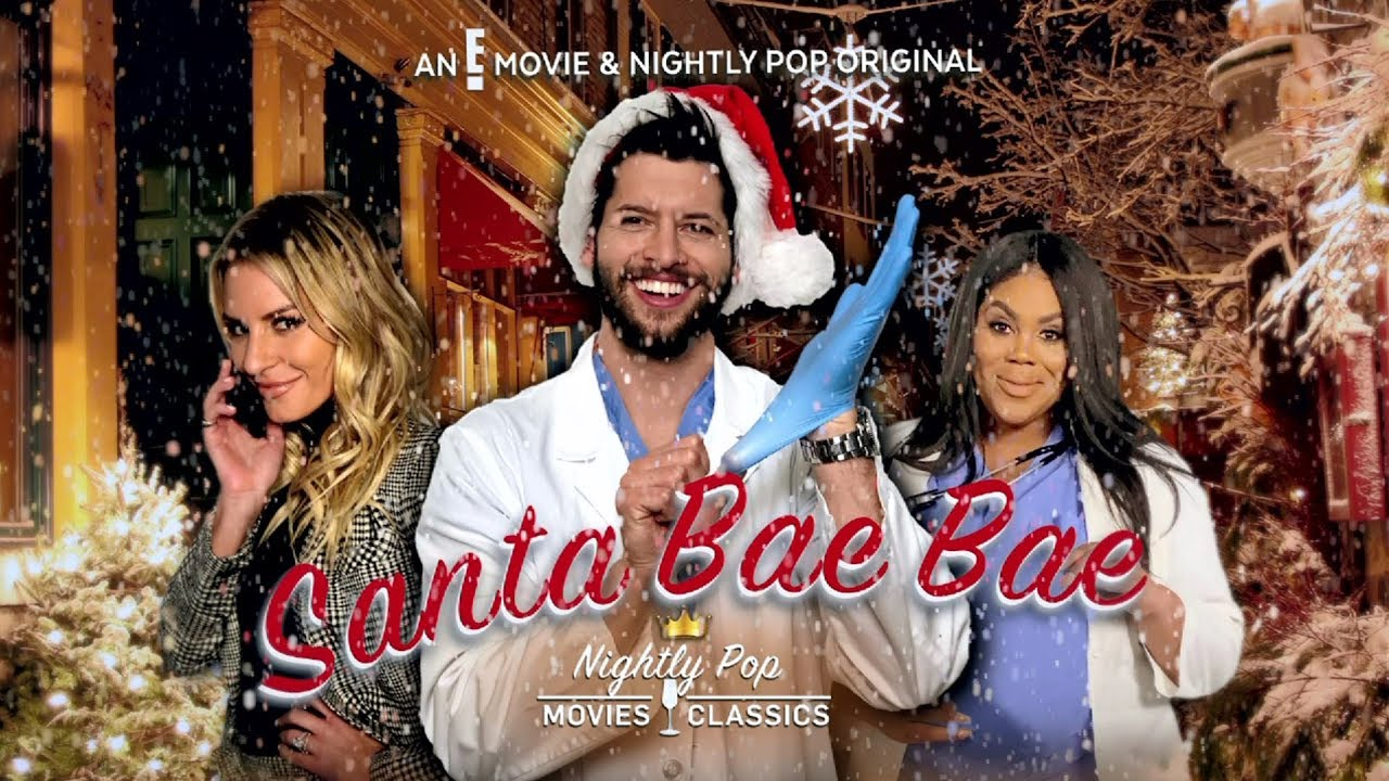 Hallmark Christmas Movie Parody: Santa Bae Bae | Nightly Pop | E! News