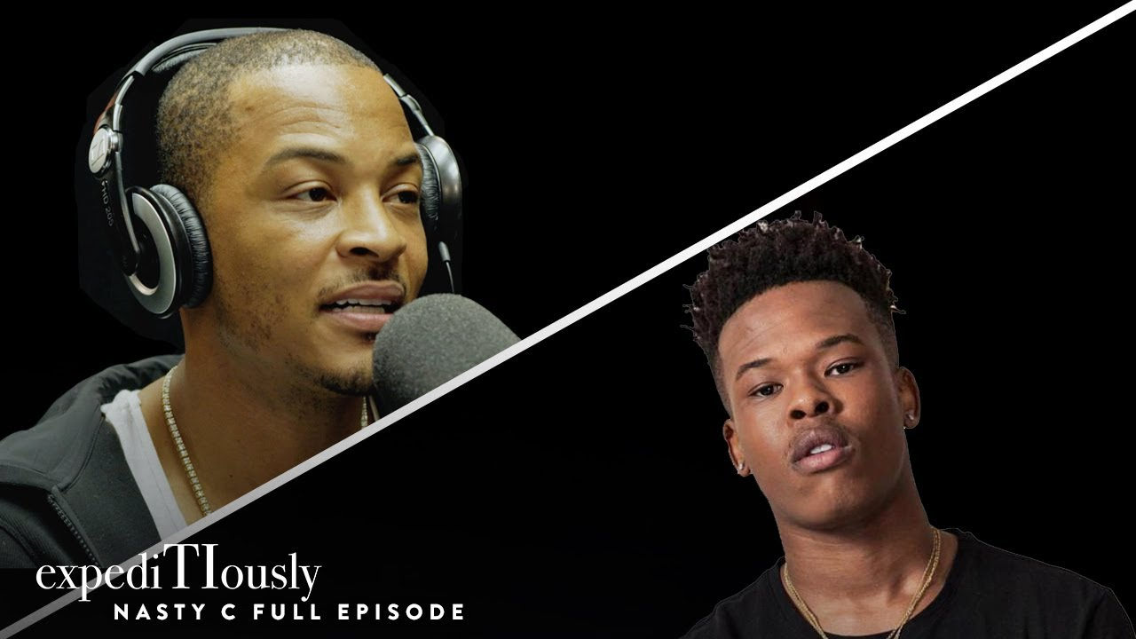 Hip-hop & Brands with Nasty C   expediTIously Podcast