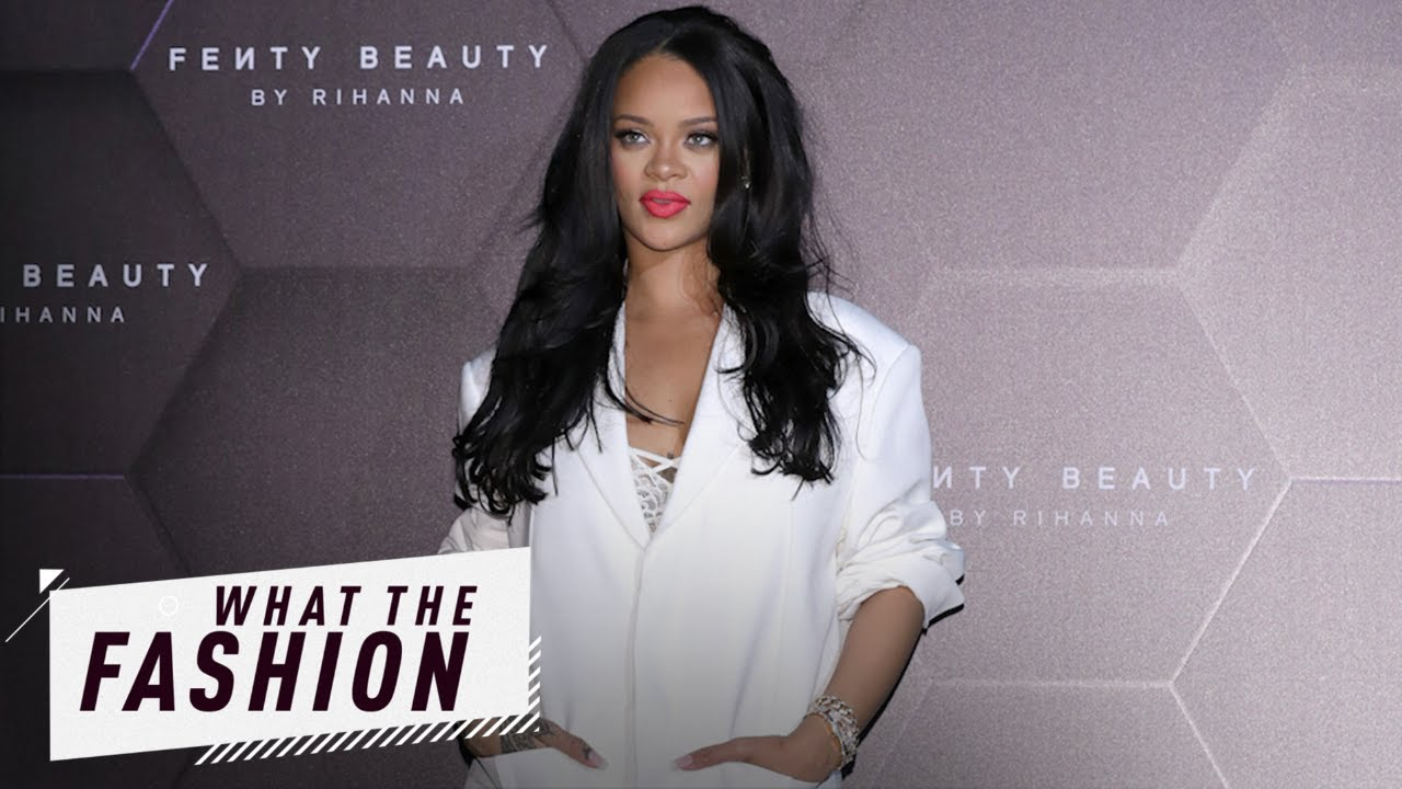 Is Rihanna Trippin' Over Her Own Baggy Pants?! | What the Fashion | S2, Ep. 25 | E! News