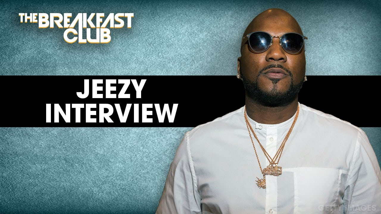 Jeezy On Being Unafraid To Evolve, New Talk Show, Podcast + More