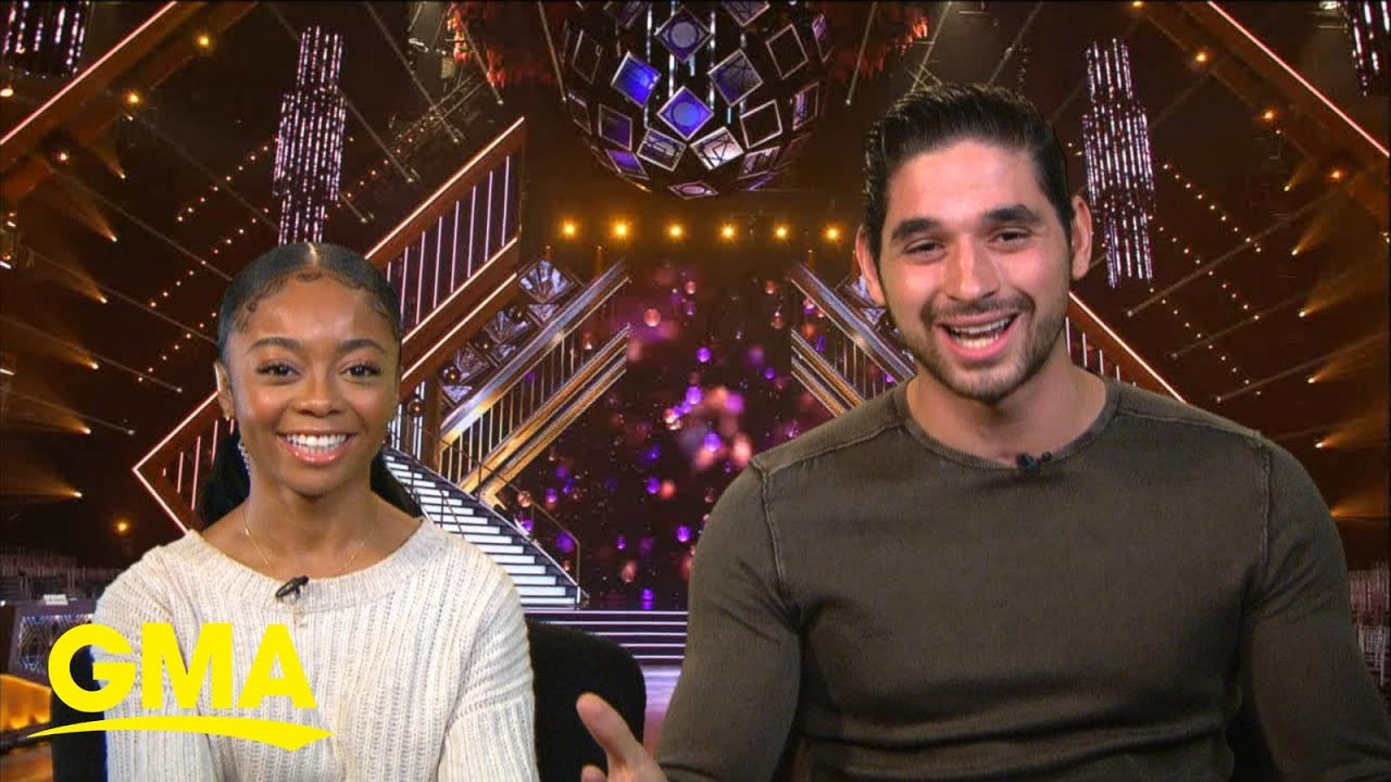 Johnny Weir and Skai Jackson sent home on 'Dancing With the Stars' l GMA