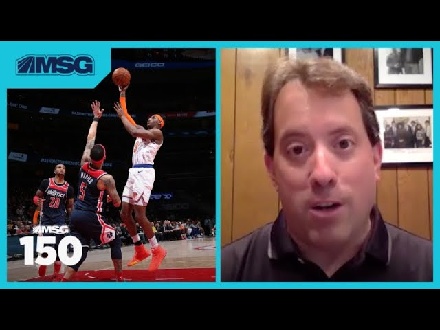 Kenny Albert on Broadcasting With No Fans & The Impact on Players | MSG 150