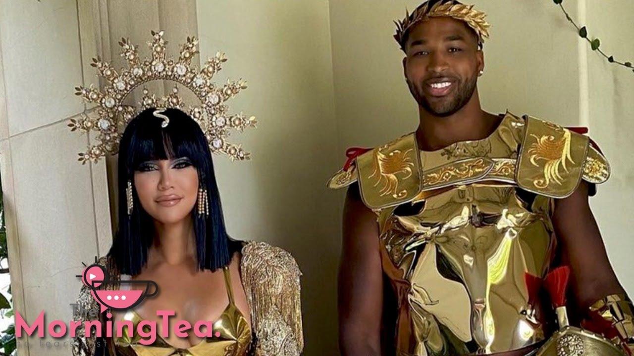 Khloe Kardashian UNFOLLOWS Tristan Thompson After Larsa Pippen Comments! | #TMTL