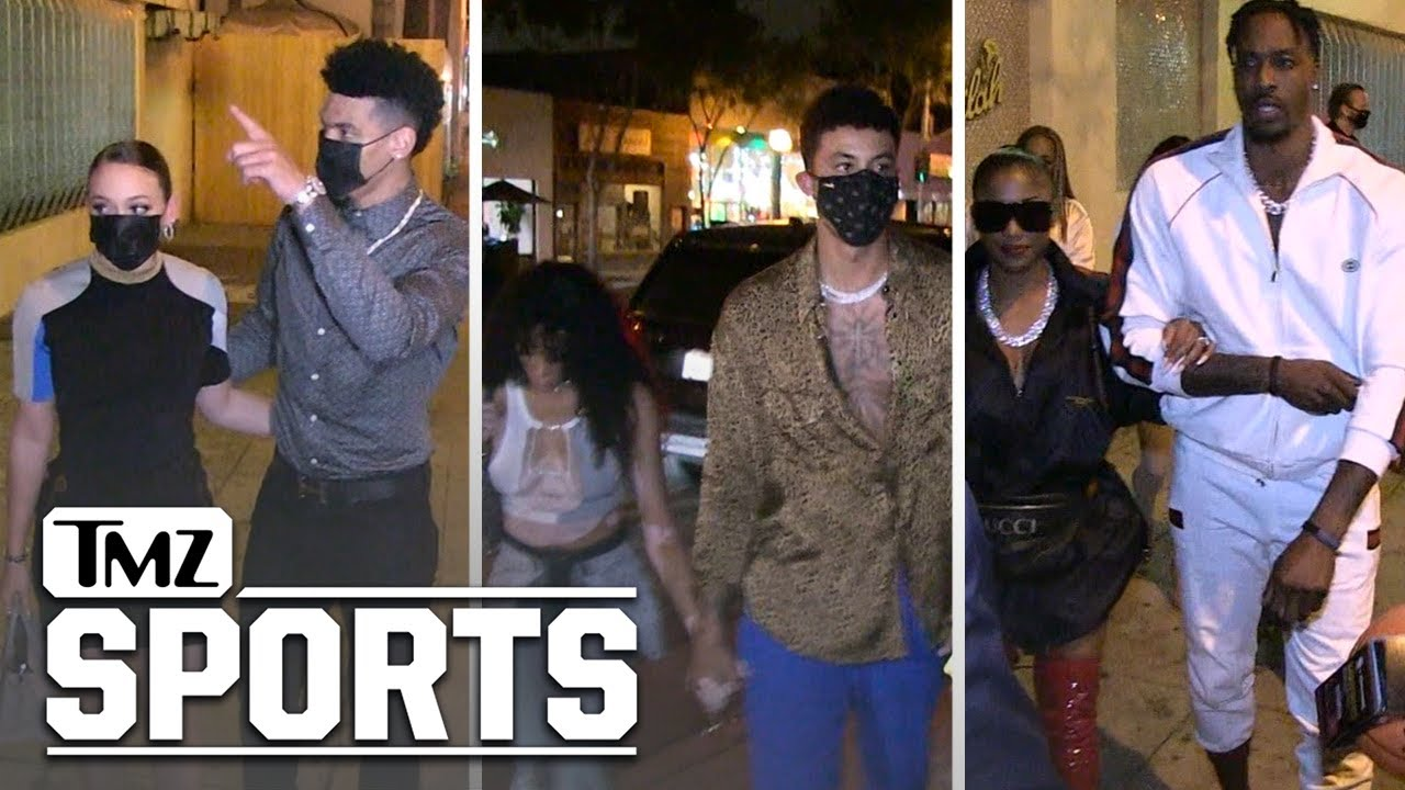 Lakers Stars Party In Hollywood, The Championship Celebration Continues!   TMZ Sports