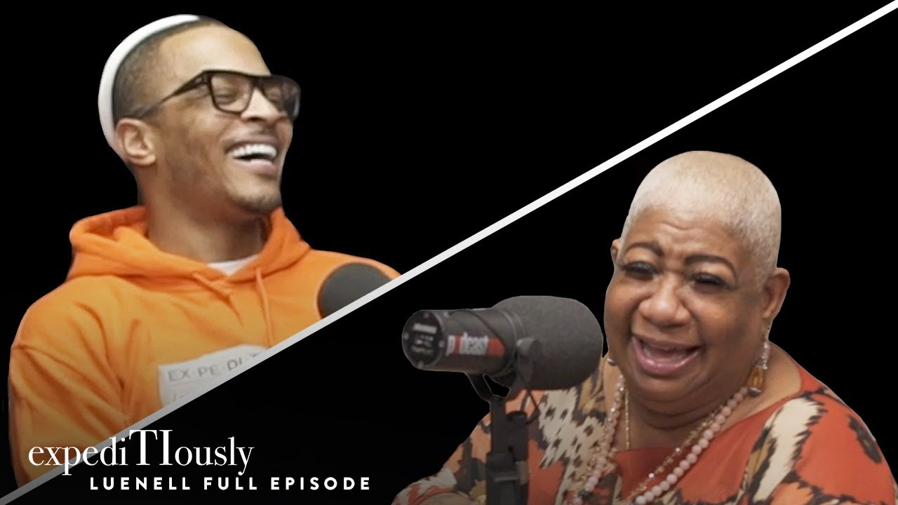 Laugh Through the Pain with Luenell | expediTIously Podcast
