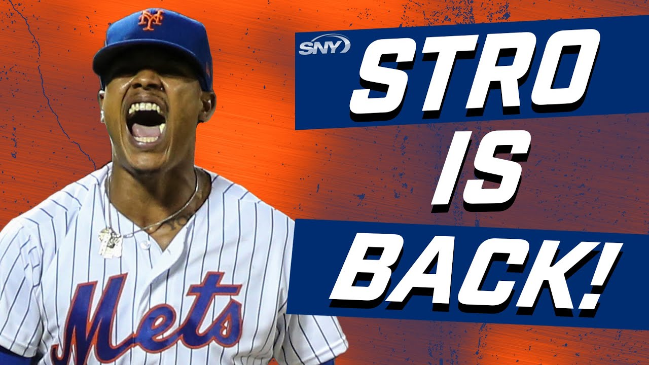 Marcus Stroman made the right business decision to stay in NY   Baseball Night in New York   SNY