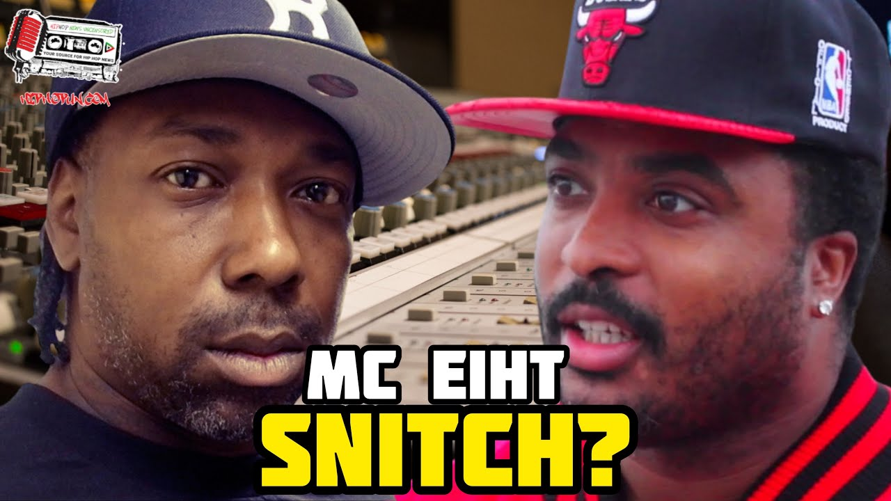 Mc Eiht A Snitch?   JoJo Capone Stands Strong On His Claim