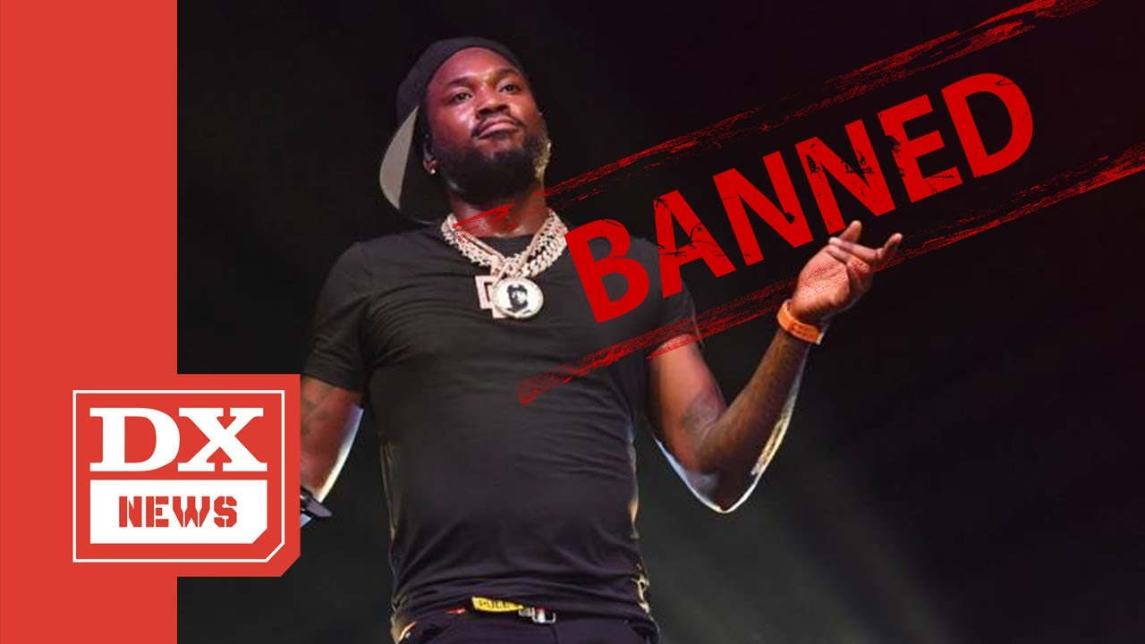 Meek Mill Gets 'Banned' From North Philly After Calling For Peace Among Local Rappers