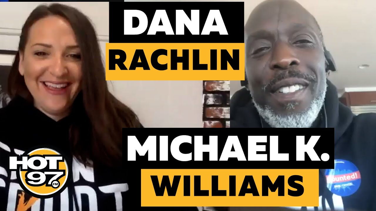 Michael K Williams & Dana Rachlin On Activating For Change, Voting, Lovecraft Country & 911 Reform