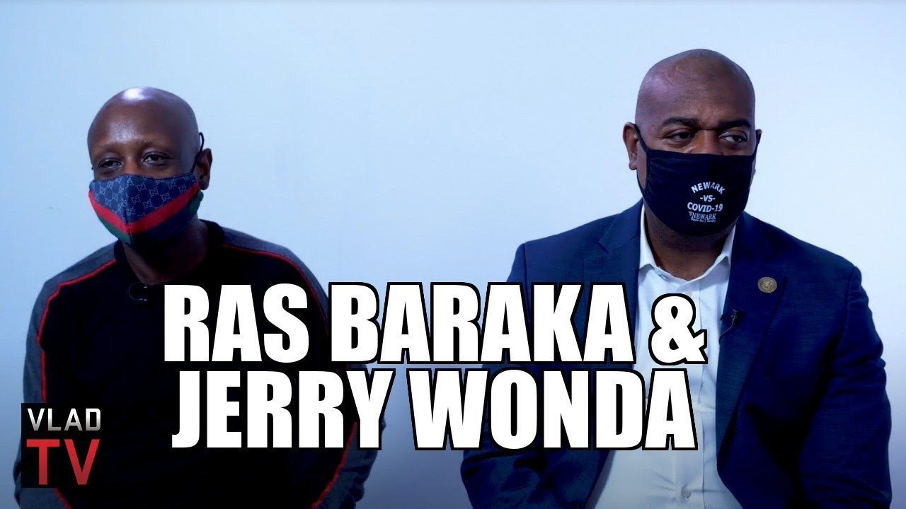 Newark Mayor Ras Baraka Breaks Down How Reparations for Black Americans Should Work (Part 1)