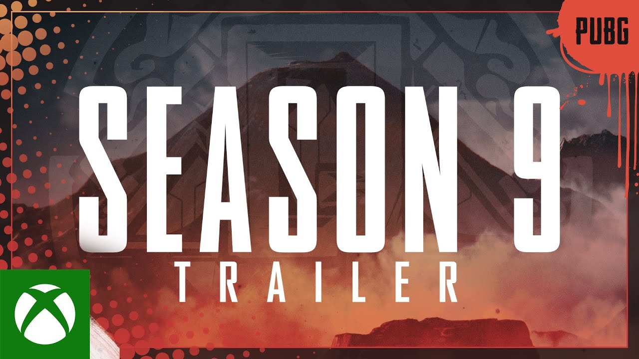 PUBG - Season 9 Gameplay Trailer
