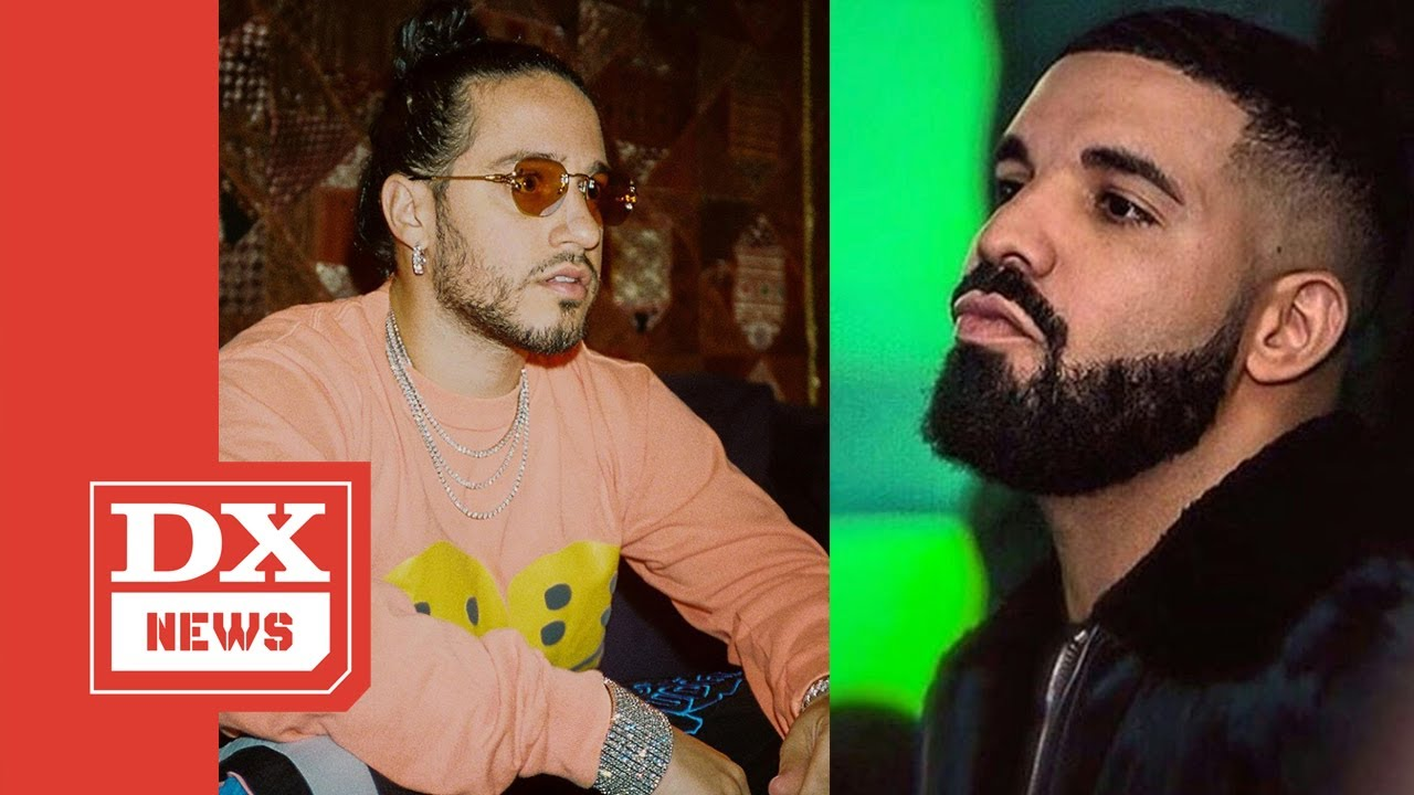 Russ Says Drake Is The Only Rapper On His Level Of Ability & Versatility