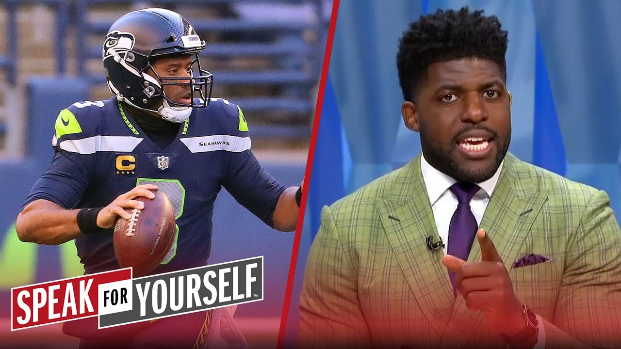 Russell Wilson is responsible for Seahawks success, he is the MVP — Acho   NFL   SPEAK FOR YOURSELF